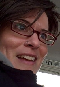 Cindy on Bus 4