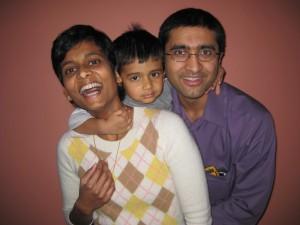 Gangadhar & family