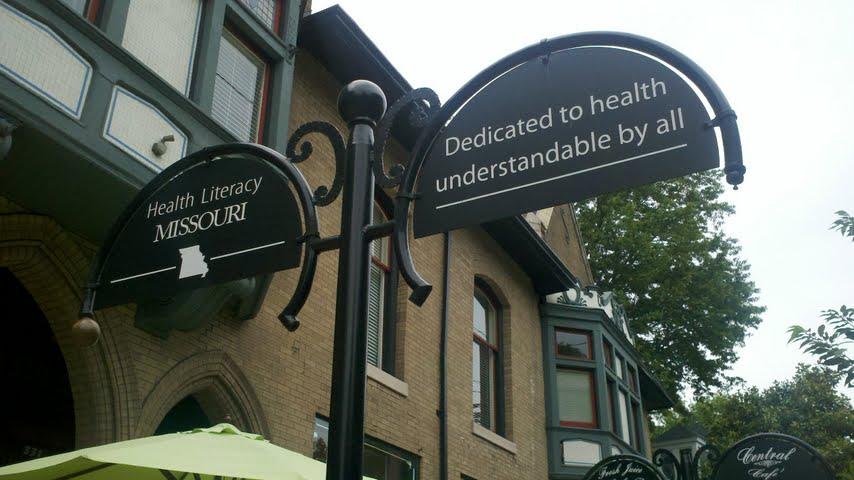 Health Literacy Missouri: Clarity is Power.