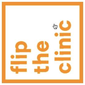 Flip The Clinic logo