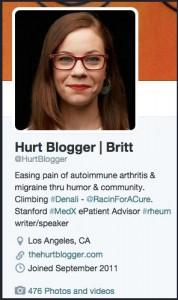 HurtBlogger screen shot