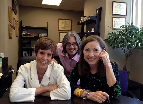BCSM founders Dr. Deanna Attai, Alicia Staley, Jody Schoger