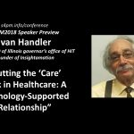At #SPM2018, Ivan Handler (with @MightyCasey) Wants to Put the Care Back in Healthcare