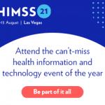 Join us at HIMSS21