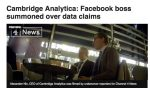 """How the Latest on Facebook, Cambridge Analytica and the """"Deep State"""" Could Undermine Patient Data Sharing and AI"""