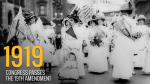 #HCLDR chat on the 100th anniversary of women's suffrage: 8:30 ET Tuesday