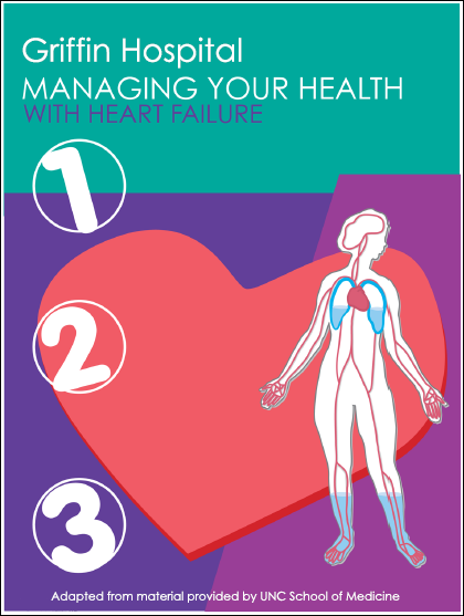 Griffin Hospital's CHF booklet (click to download)