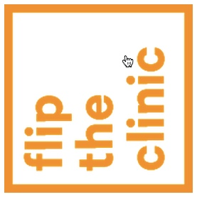 Flip The Clinic logo