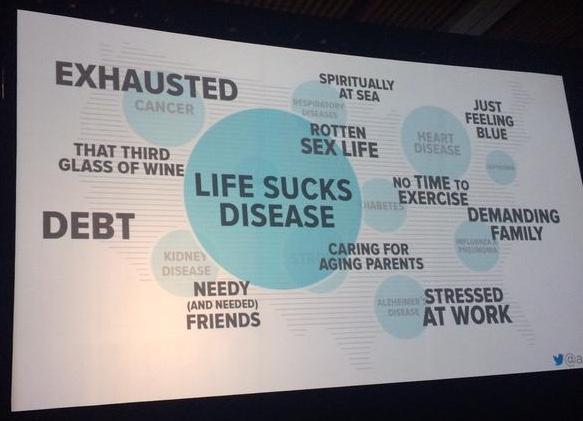 Alex Drane's Health 2.0 slide 2