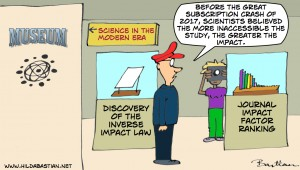 Cartoon from 2014 by @HildaBast, Chief Editor of PubMed Health & PubMed Commons