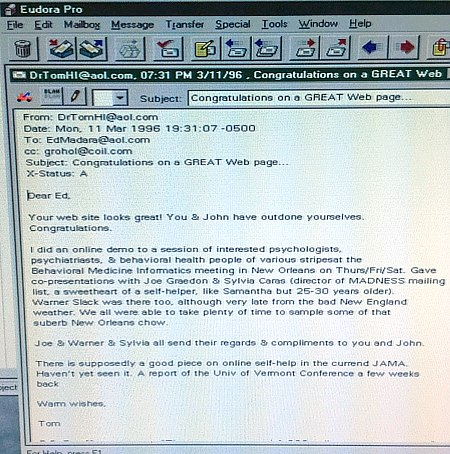 DocTom Email 3